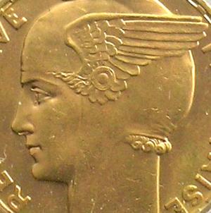 Monnaies françaises en or
