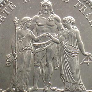 Monnaies françaises 1793-1959