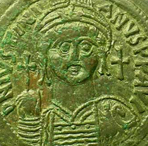 Monnaies de l'Empire byzantin