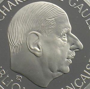 Monnaies françaises 1959-2001