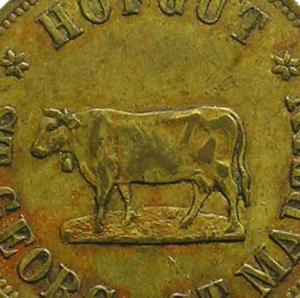 Monnaies et jetons de nécessité d'Alsace-Moselle