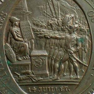Monnaies de la révolution française