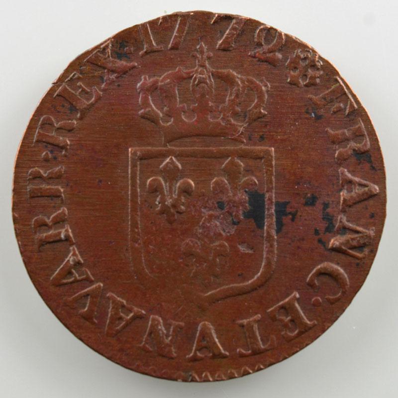 1772 A  (Paris)    TTB+