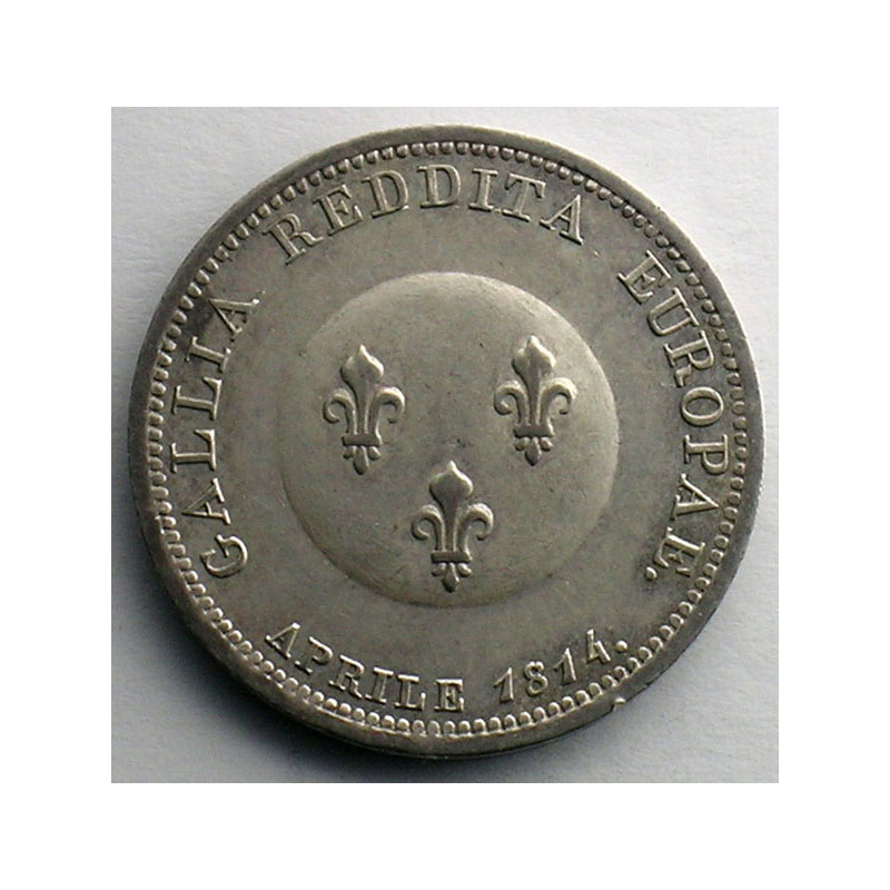 1814  argent    SUP/FDC