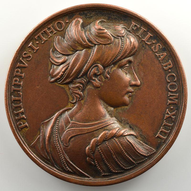 (lavy) Médaille En Bronze 52mm Philippe I (1268-1285) Ttb+/sup Jetons & Médai Disponible Dans Divers ModèLes Et SpéCifications Pour Votre SéLection