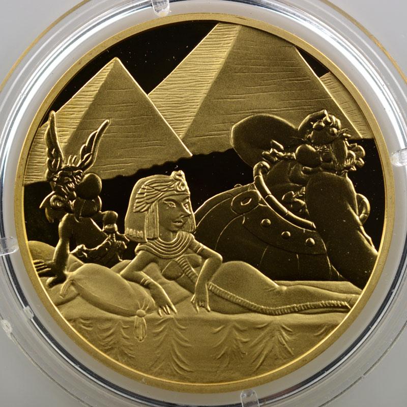 20 Euro   Astérix et Cléopâtre   2007    BE