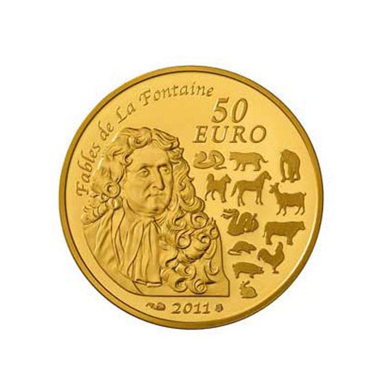 50 euro   2011   année du Lapin    BE