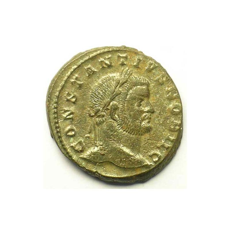 R/ GENIO POPVLI ROMANI   (Trèves/Trier 296-297)    TTB