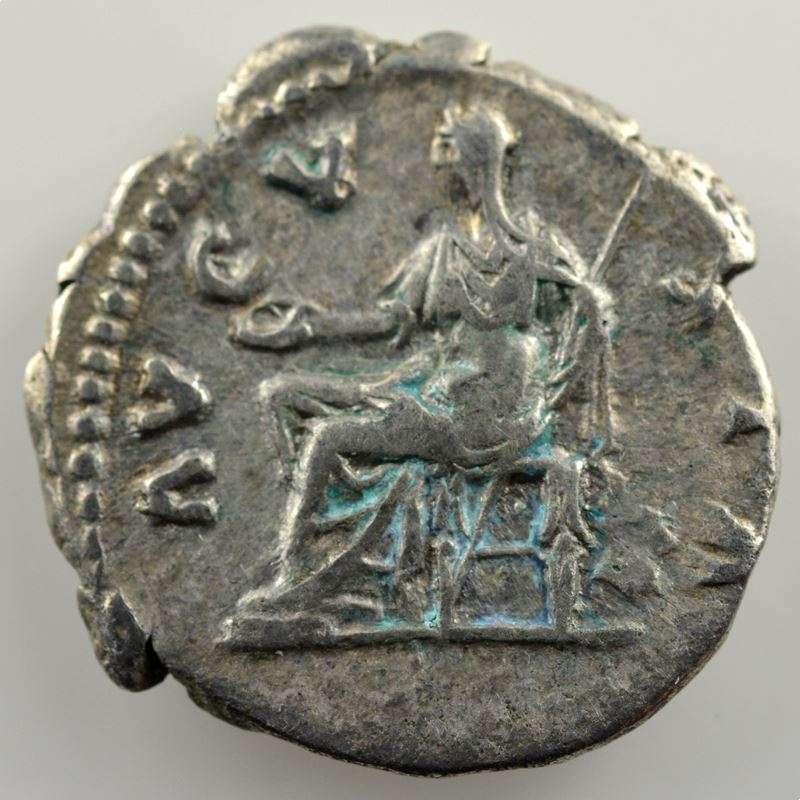 Denier  (Rome après 147)    TB+/TTB