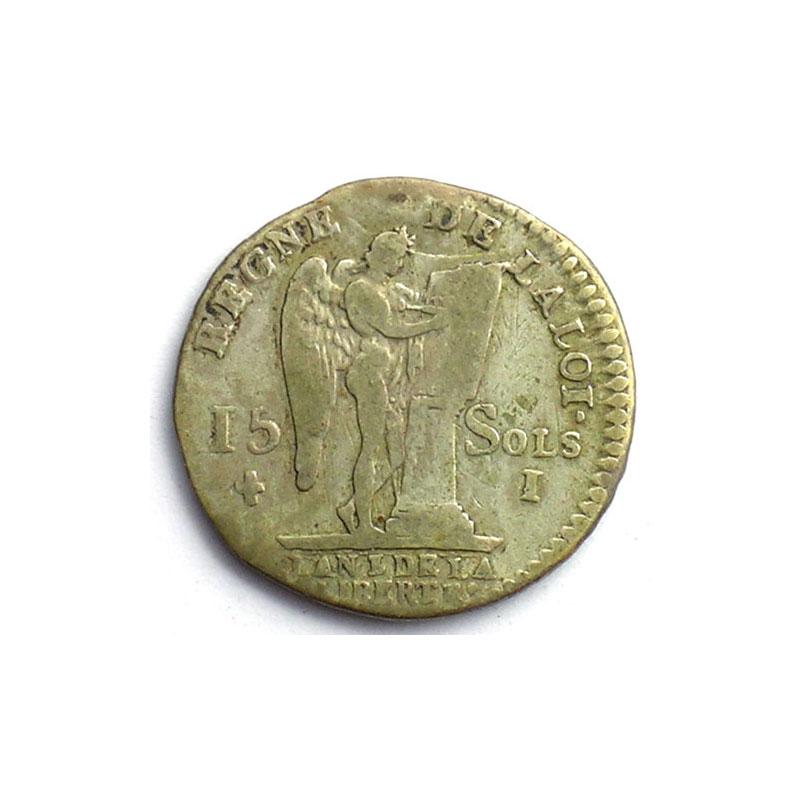 1791 I  (Limoges)  1er sem.    TB