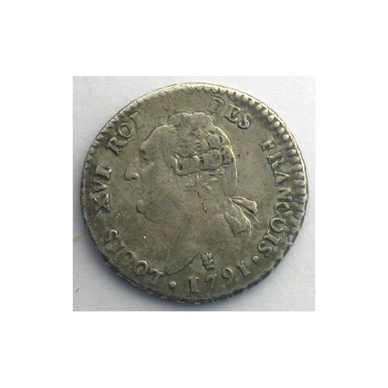 1791 I  (Limoges)  1er sem.    TB+