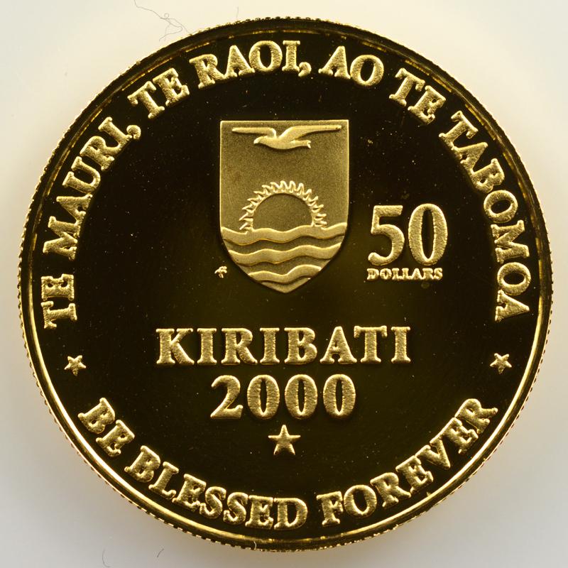 50 Dollars   Savoir   2000    FDC