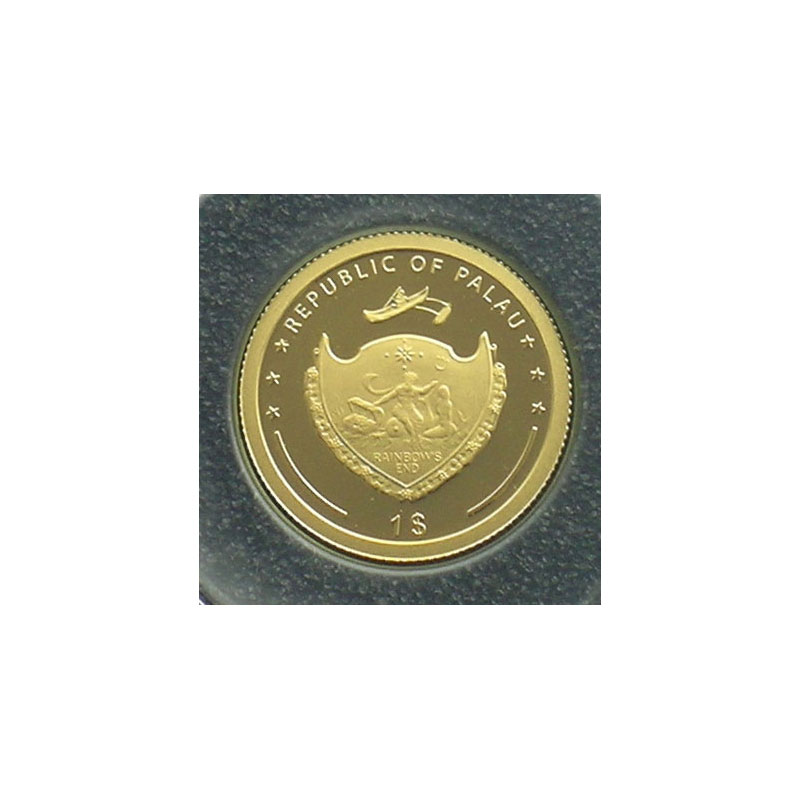 1 Dollar   2009   150 ans des Salesiens de Don Bosco  (1859-2009)    BE