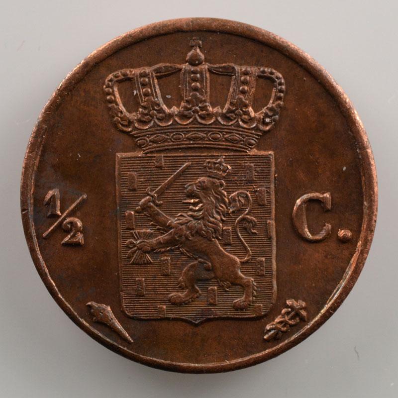 1/2 Cent   1831    TTB+
