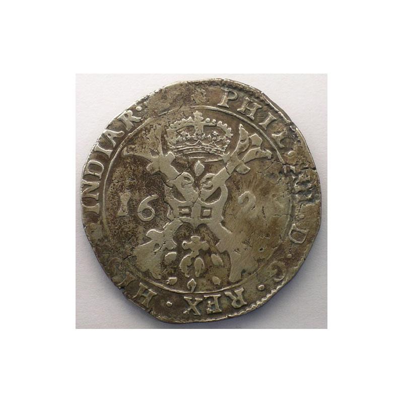Patagon   Philippe IV (1621-1665)   1625   Dôle    TB/TB+