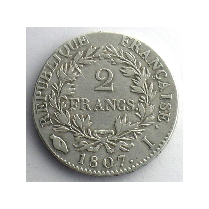 1807 I  (Limoges)    TB+/TTB