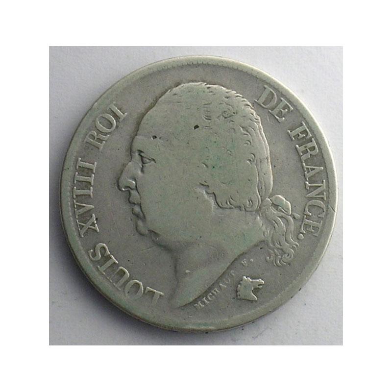 1822 W  (Lille)    B/TB