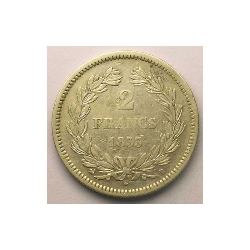 1833 B  (Rouen)    TB+