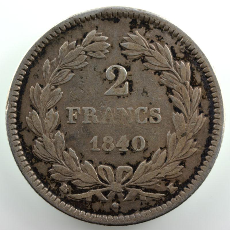 1840 K   (Bordeaux)    B/TB