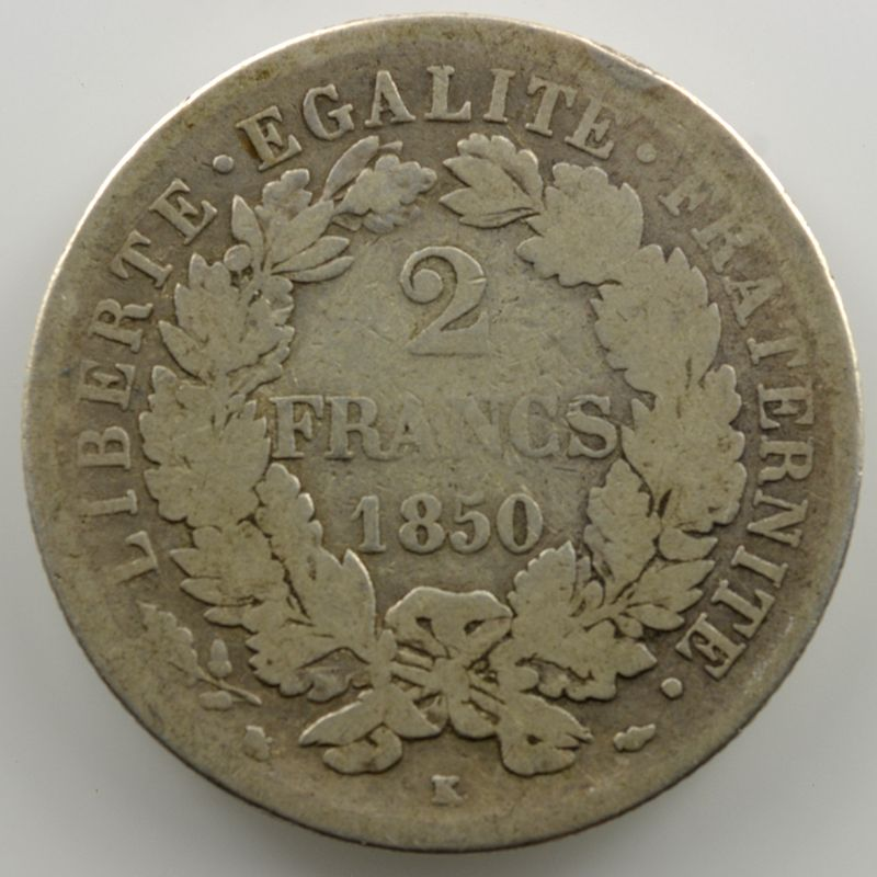 1850 K  (Bordeaux)    B