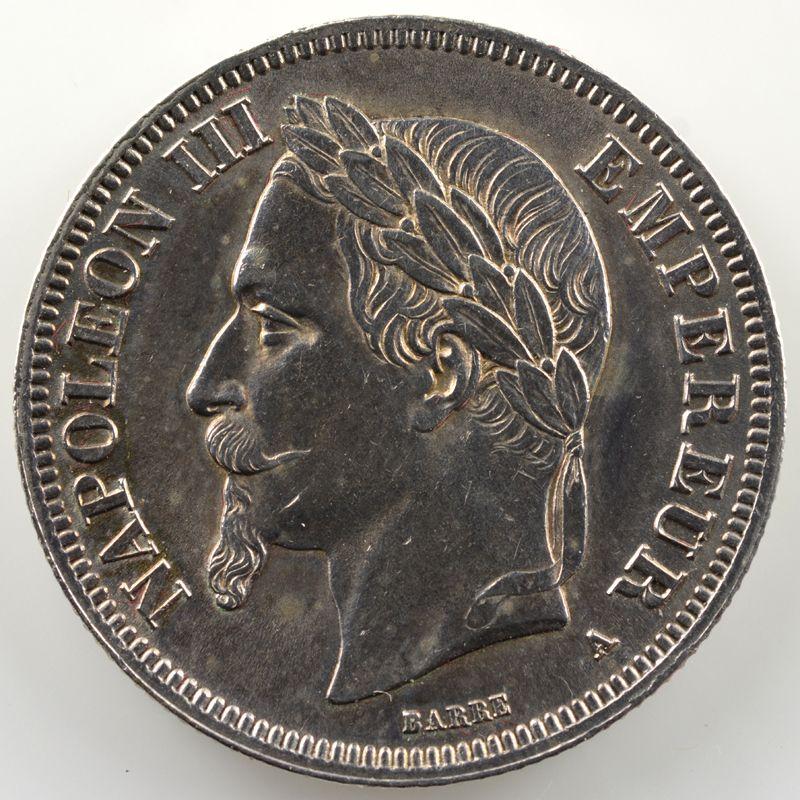 1868 A  (Paris)    TTB+/SUP