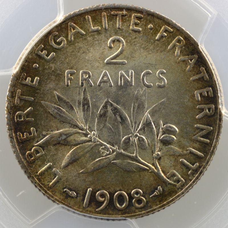 1908    PCGS-MS64+    pr.FDC