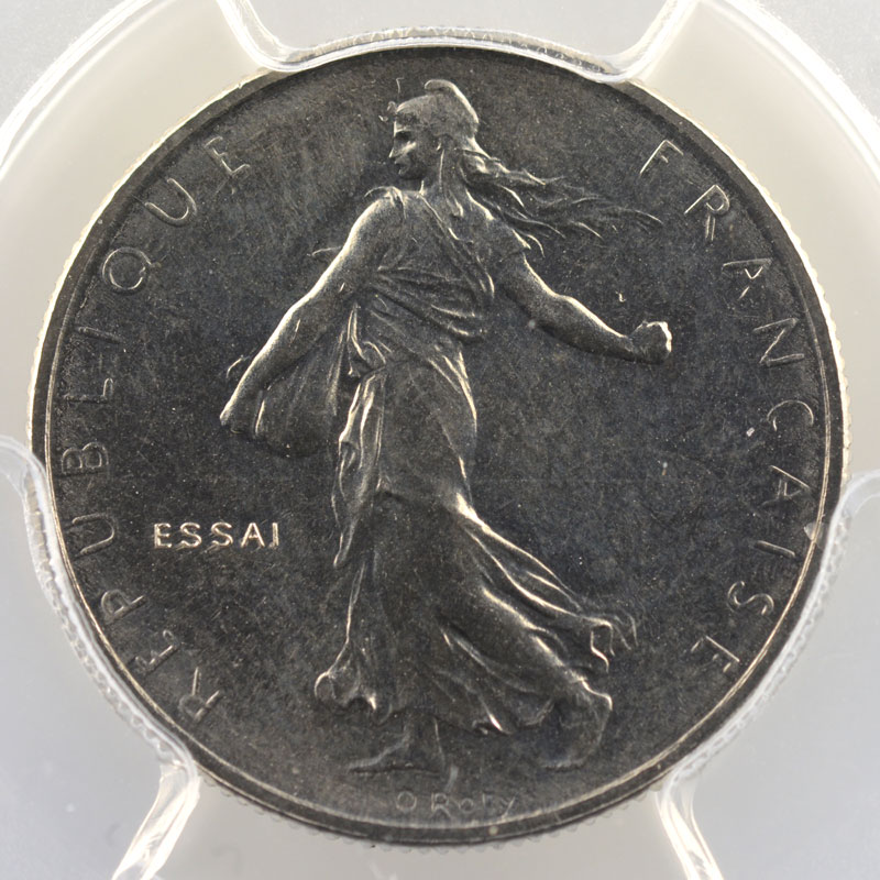 1965 Essai    PCGS-SP66   FDC