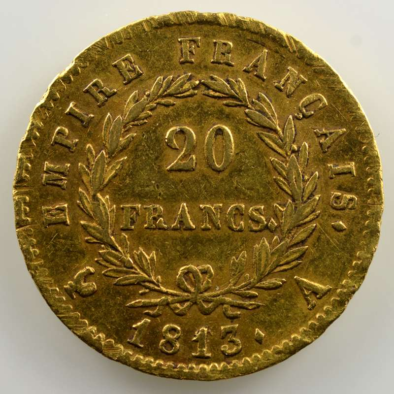 1813 A  (Paris)    TTB