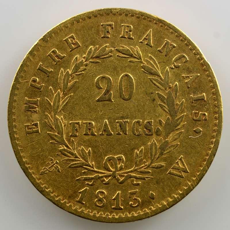 1813 W  (Lille)    TTB