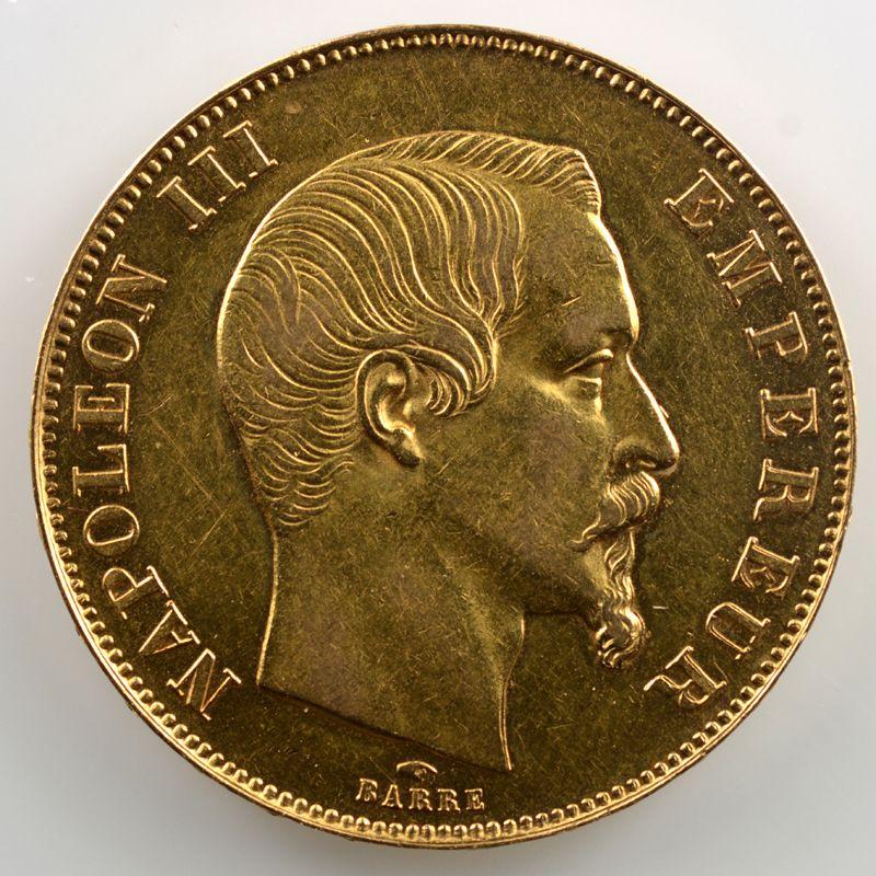 1857 A  (Paris)    TTB+/SUP
