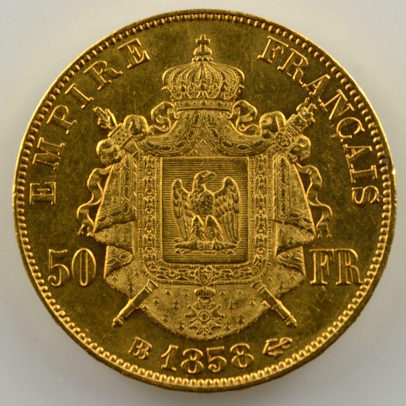 1858 BB  (Strasbourg)    TTB+/SUP