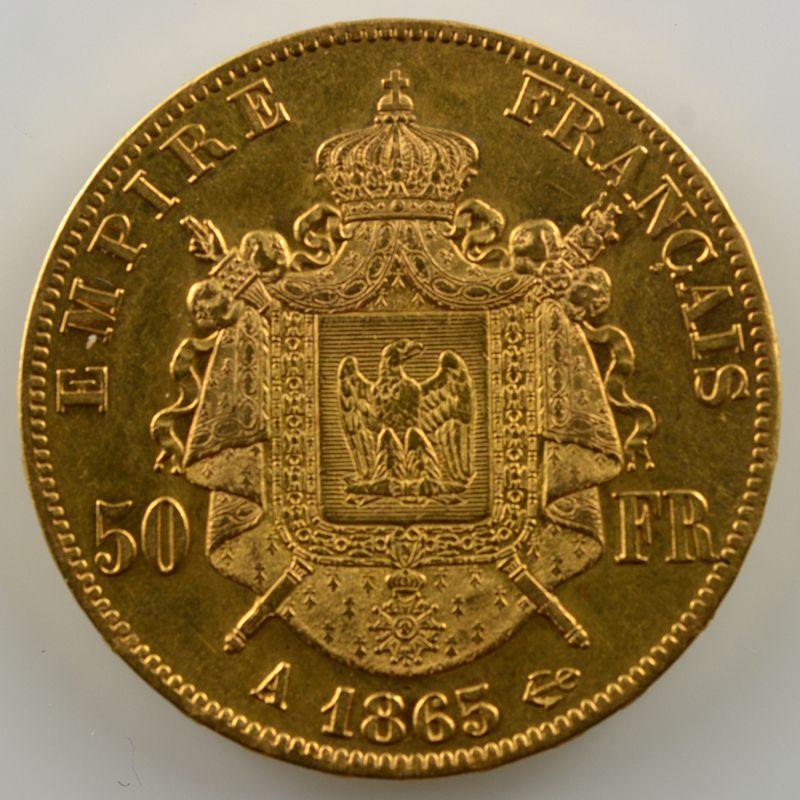 1865 A  (Paris)    TTB+