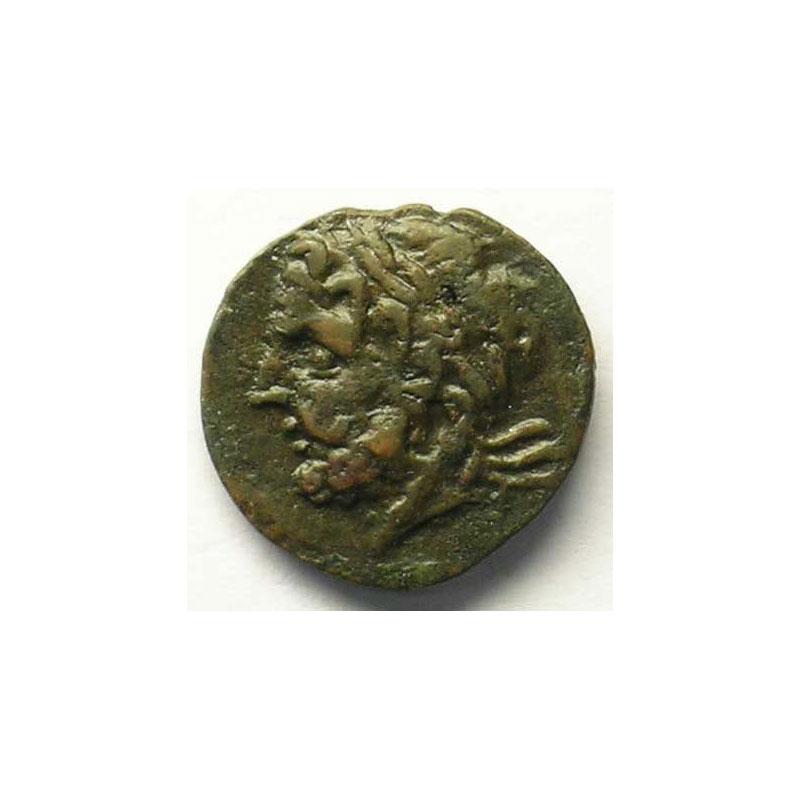 Bronze  17mm   (III° s. av.JC)    TTB