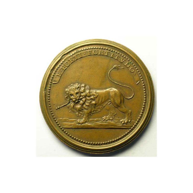 Gérard II   bronze   47 mm    TTB