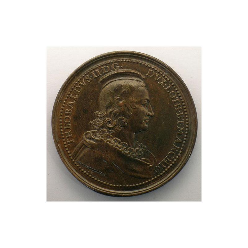 Thiebault II   bronze   45 mm    SUP