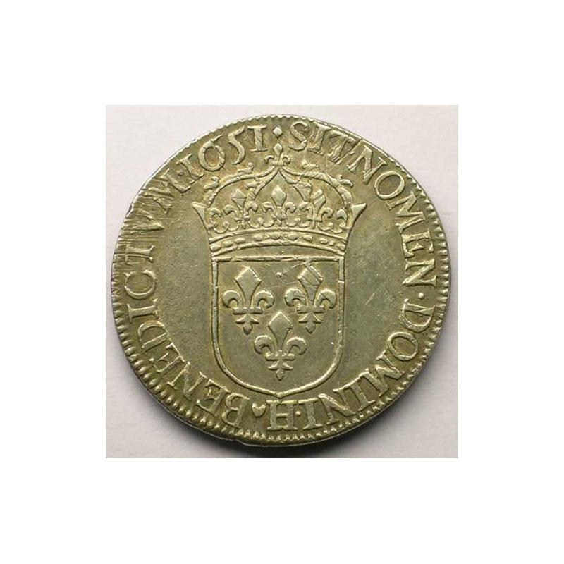 1651 H  (La Rochelle)    TTB