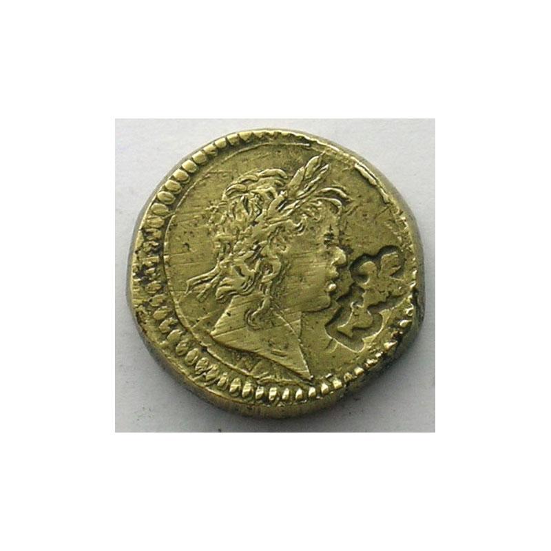 France Louis Xiv 1643 1715 Poids Monetaire Du Louis D Or Ttb