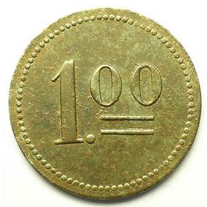1,00 (Mark)    TTB