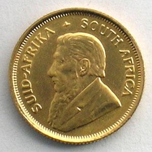 1/10 Krugerrand   1980    SUP/FDC