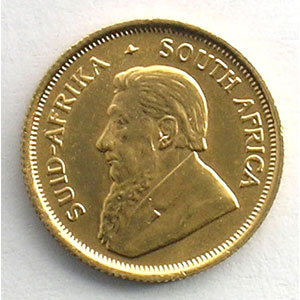 1/10 Krugerrand   1981    SUP/FDC