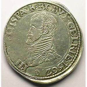 1/2 Ecu   Philippe II (1555-1598)   1562    TTB