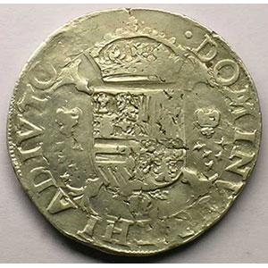 1/2 Ecu   Philippe II (1555-1598)   1566 Anvers    TB+/TTB