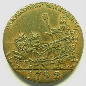 1/2 Penny   1792    TTB/TTB+