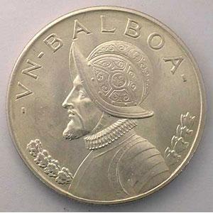 1 Balboa   Vasco Nunez de Balboa   1947    SUP