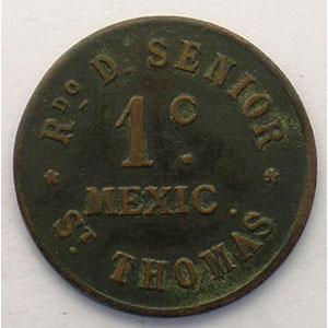1 c Mexic   Saint-Thomas   Ricardo Doloris Senior    TTB
