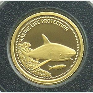 1 Dollar   2008   Marine life protection    BE