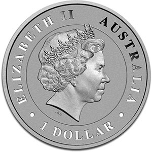 1 Dollar   2014   Australian saltwater crocodile    FDC