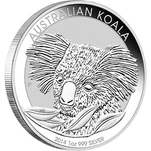 1 Dollar   Koala   2014    BE