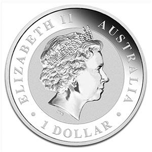 1 Dollar   Koala   2015    BE