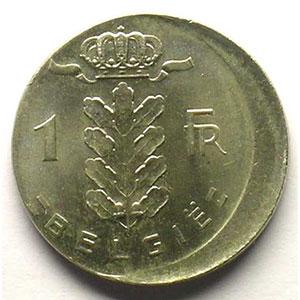 1 Franc   1970    SUP/FDC